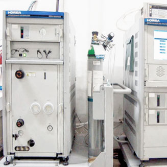 Laboratorium Weima Power Machine Co.
